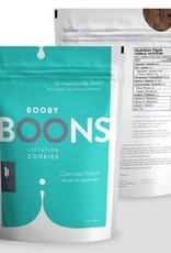 Booby Boons Oatmeal Raisin Lactation Cookies