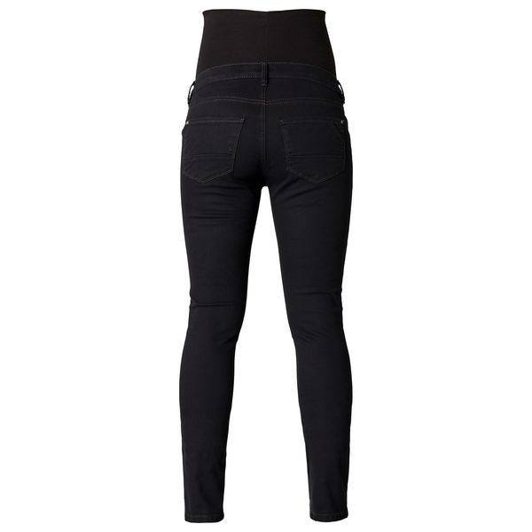 Leah overbelly Slim jeans Black