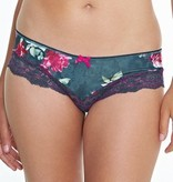 Royce Florence Teal lace panty