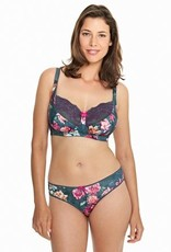 Royce Florence Teal Non-Wire nursing bra