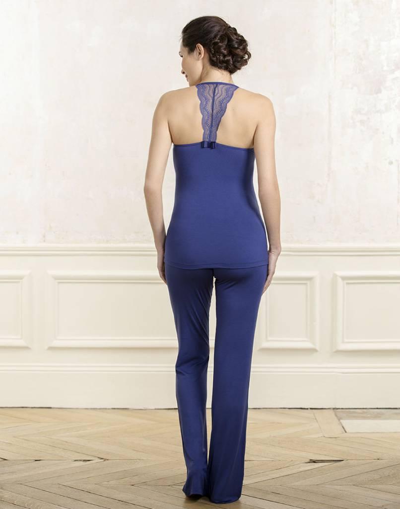 Cache Coeur Cache Coeur Serenity pyjamas in Royal Blue