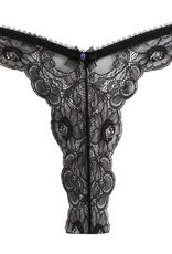 Cache Coeur Opera lace thong