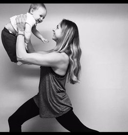 Mom and Baby Yoga 5 class card