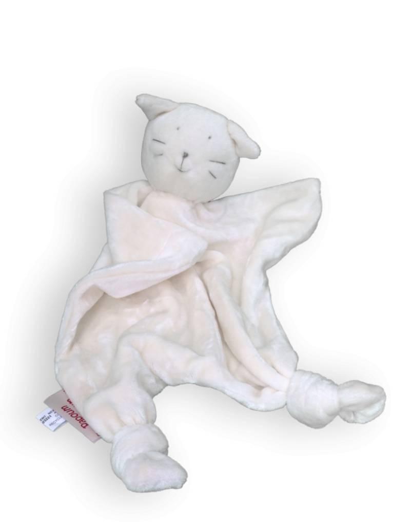 Papoum Cat lovey toy