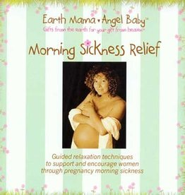 "Earth Mama Angel Baby ""Morning Sickness Relief"" Guided Meditation CD"