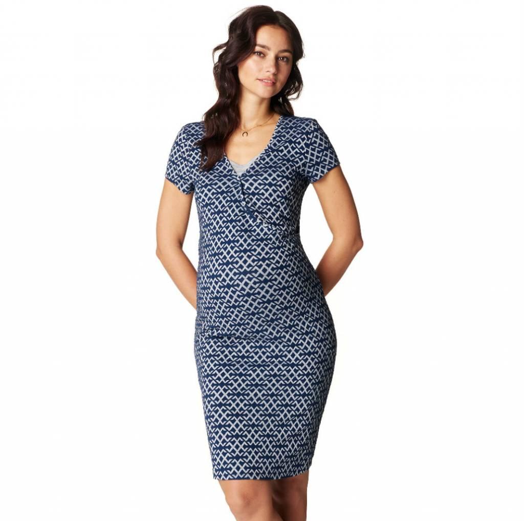 Noppies Elisa Patterned nursing & maternity dress