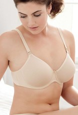 Anita Summer underwire t-shirt bra in Powder