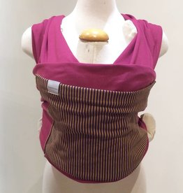 Maman Kangourou Inc Raspberry Viola Stretchy Wrap