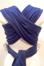 Maman Kangourou Stretchy Wrap - Navy