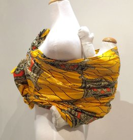 Maman Kangourou Inc Zenith African Kanga