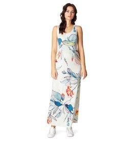 Neve floral maxi dress