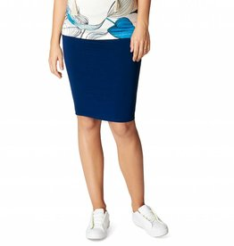 Noppies Vida pencil skirt in Blue