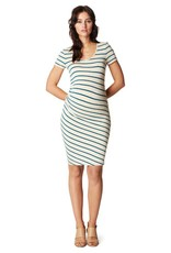 Noppies Noppies Lotus striped maternity dress