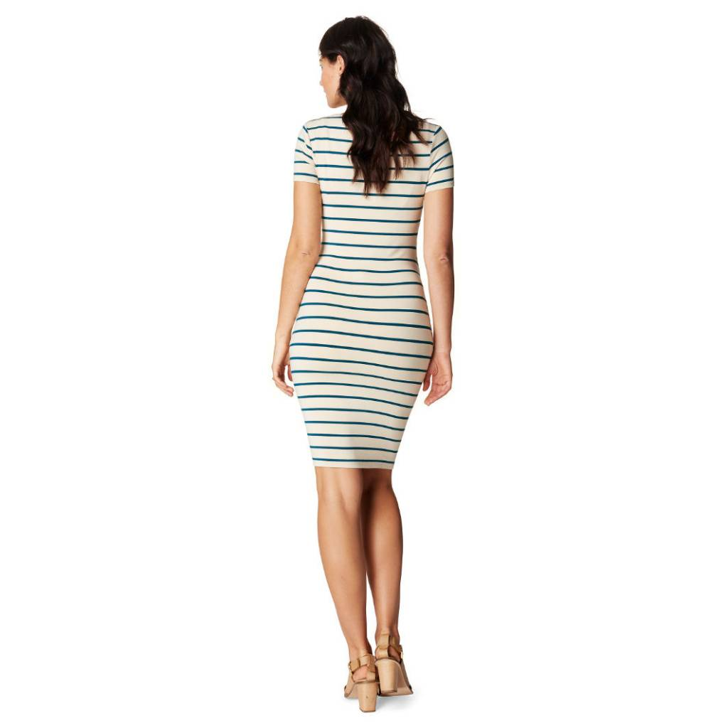 Noppies Noppies Lotus striped maternity dress