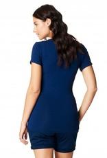 Noppies Noppies Vera nursing & maternity t-shirt in Midnight