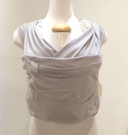 Maman Kangourou Inc Organic Stretchy Wrap - Grey