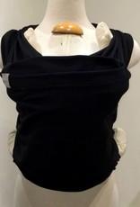 Maman Kangourou Inc Maman Kangourou Plus Size Stretchy Wrap - Black