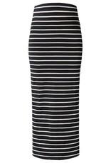 Noppies Lima striped maternity maxi skirt & strapless dress