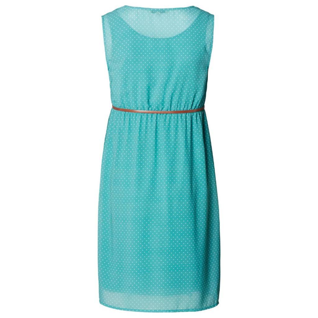 Noppies Marit print dress in Light Green