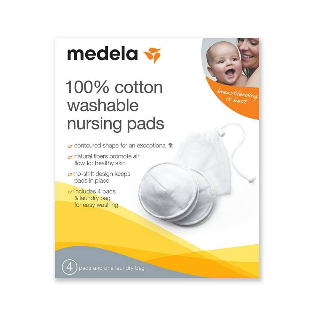 Medela Medela Washable Cotton Nursing Pads