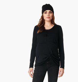 Gemma Knot nursing top