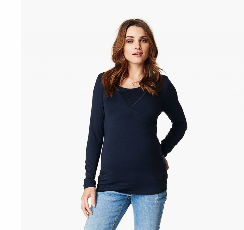 Noppies Gracia long sleeve nursing tee