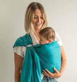 Junior Foxes Junior Foxes ring sling linen Tahiti
