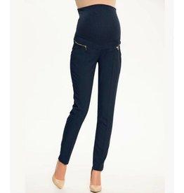 Bindaro Black maternity trousers
