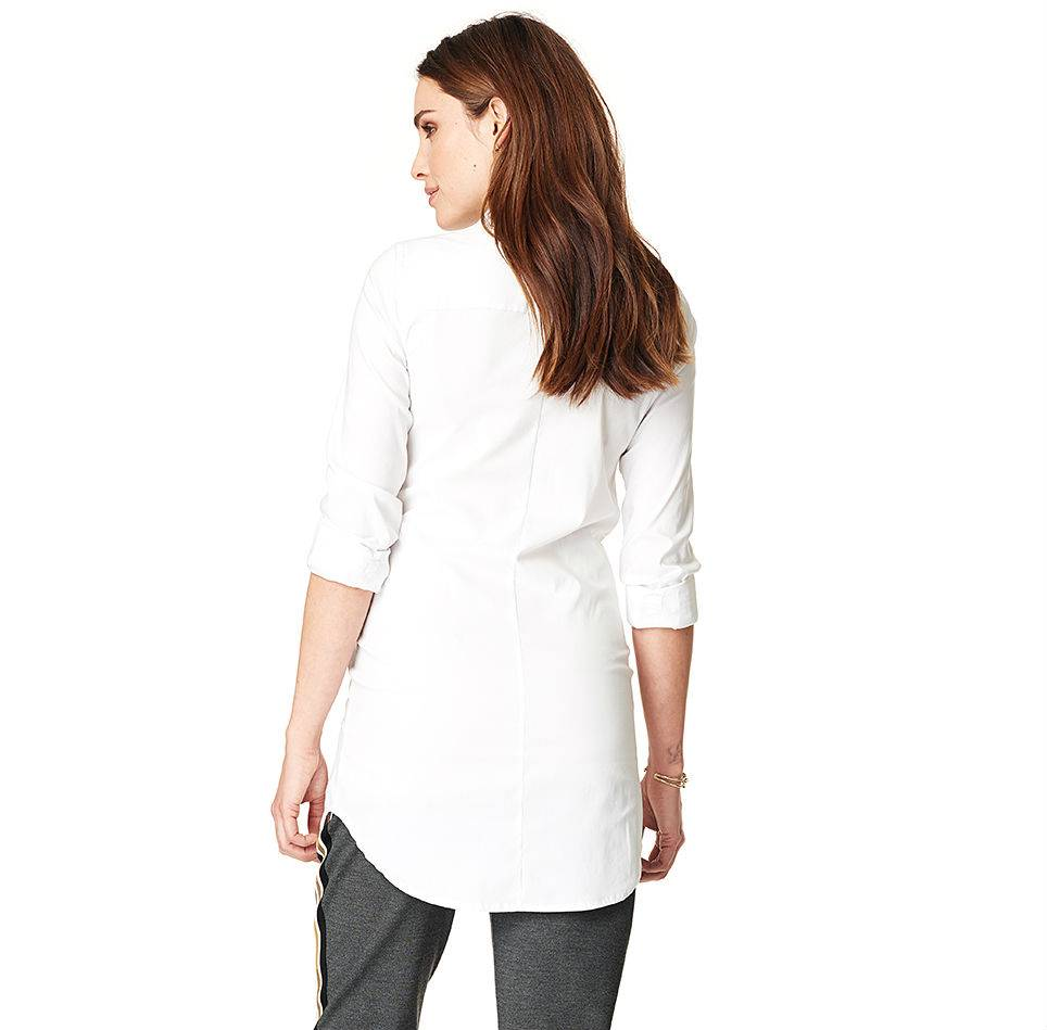 Noppies Hinte Cotton maternity blouse