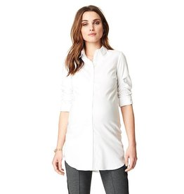 Hinte Cotton maternity blouse
