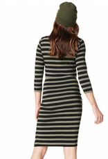 Noppies Heidi striped nursing dress