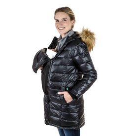 Abigail 3-in-1 Down Filled Quilted Parka