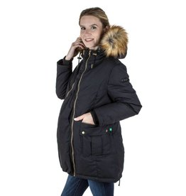 Sara 3-in-1 Down Filled Parka - Black