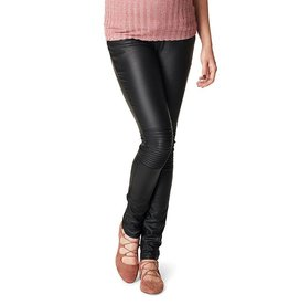 Jessie black skinny maternity pants