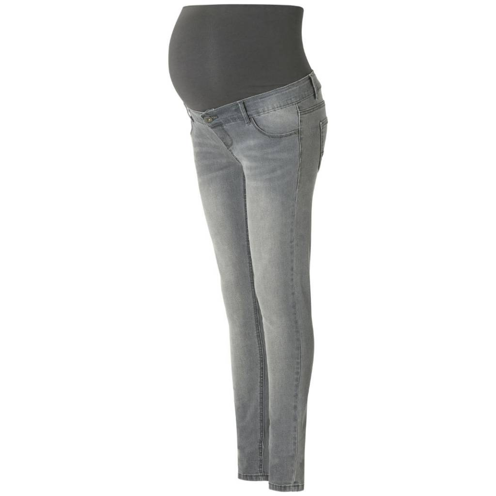 Noppies Avi Grey Skinny maternity jeans