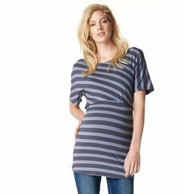 Alice striped nursing top