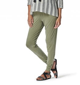 Olive maternity pants