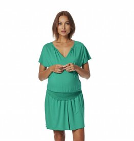 Short Sleeve maternity dress MORE COLOURS