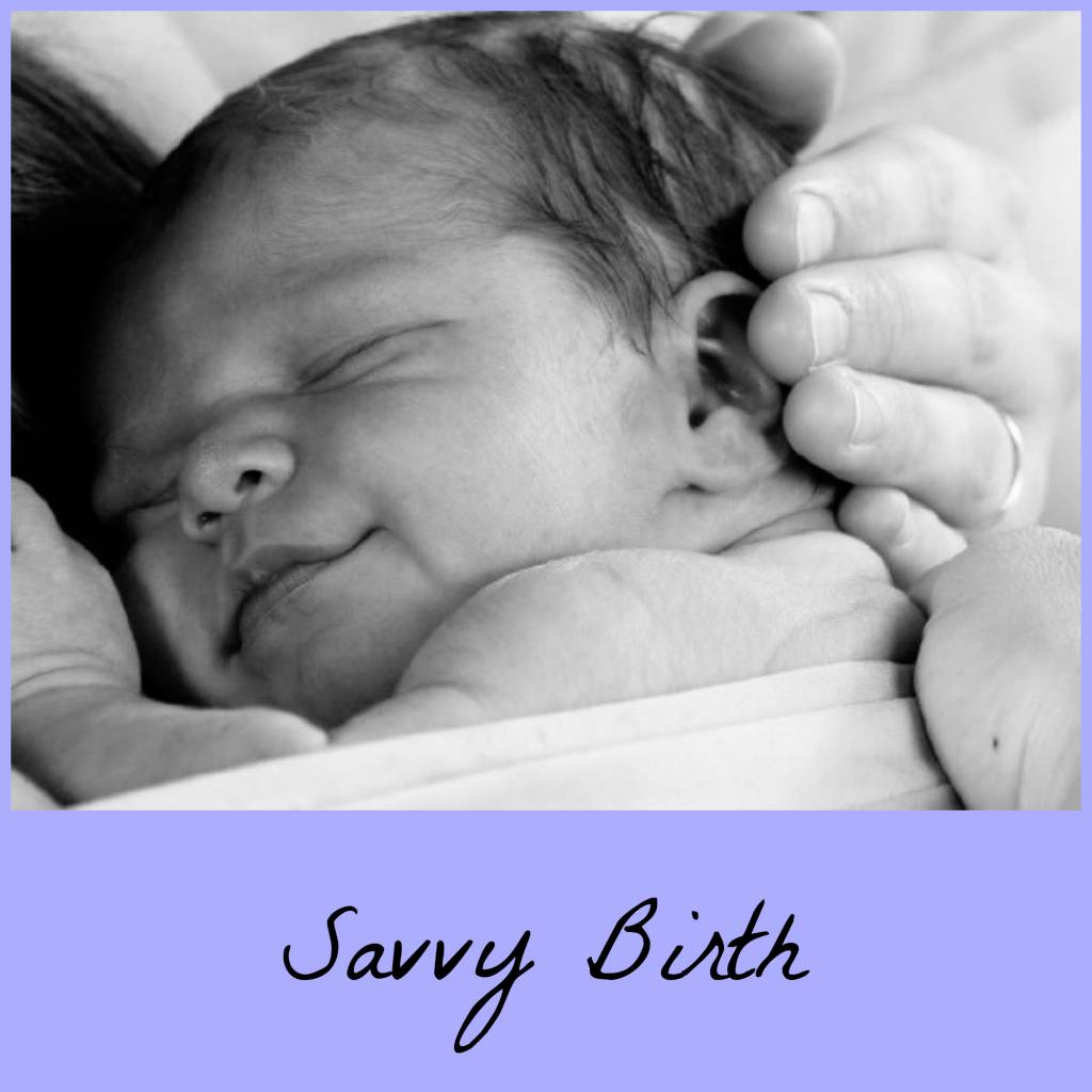 Savvy Birth for Parents Workshop