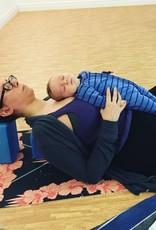 Mom & Baby Yoga at Evymama