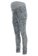 Noppies Bloem overbelly sweat pants