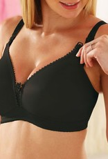 Emma Jane nursing bra 442 in black