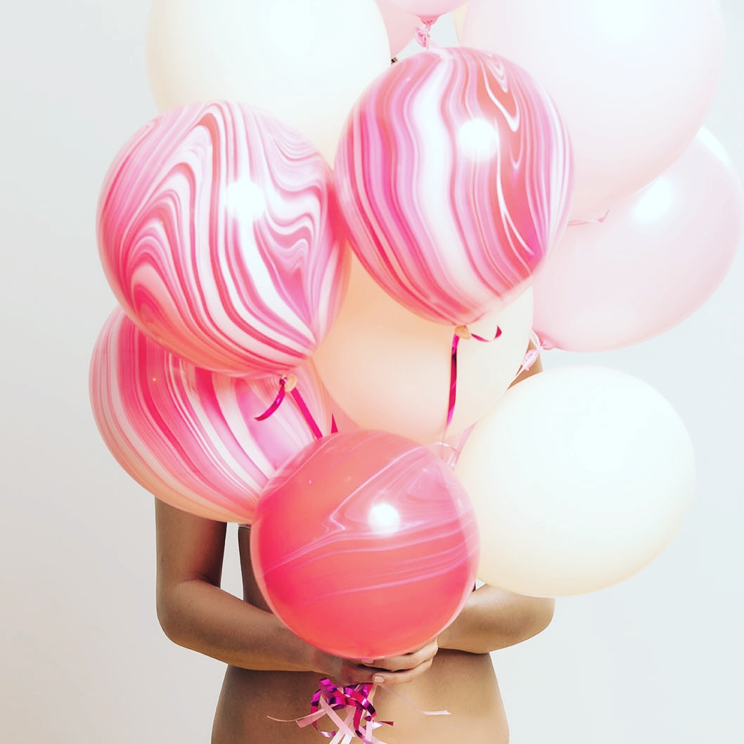 Miss Rose balloons