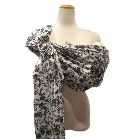 Water Ring Sling - Black Rose