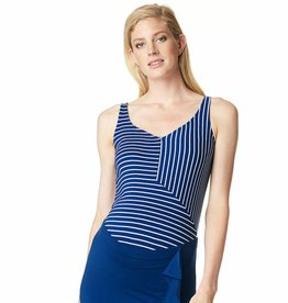 Dominique maternity tank