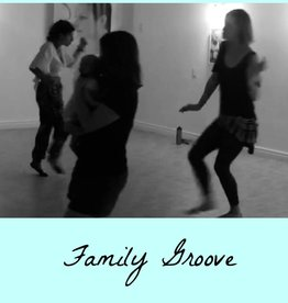 Family Groove Conscious Dance class