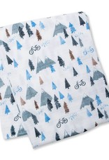 Lulujo Muslin blanket - Mountain Top