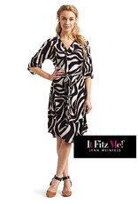 It Fitz Me! Wrap Dress