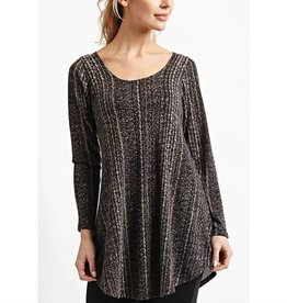 Scoop Tunic in Inca Print