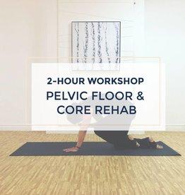 2 hour pelvic floor workshop